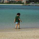 2010年5月 家族3人の沖縄旅行のはじまり