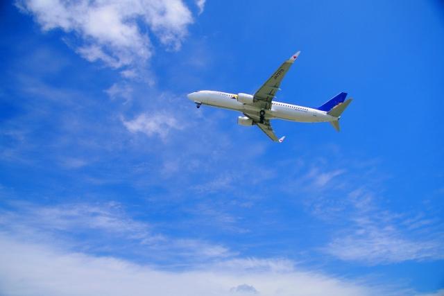飛行機で耳が痛くなる時の対策