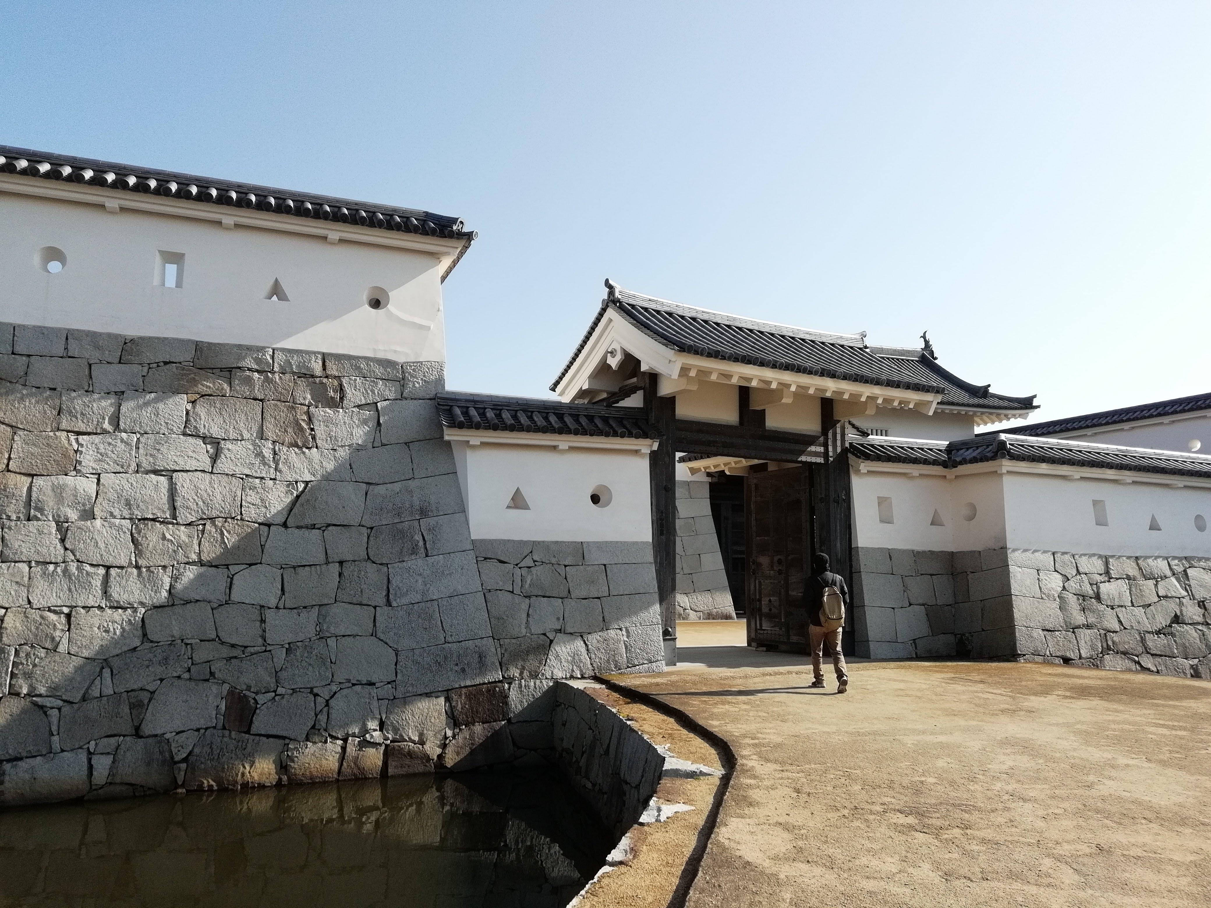 【100名城スタンプラリー】兵庫県赤穂市の赤穂城跡へ