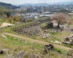 【日本100名城スタンプラリー】最初のスタンプは鳥取城!